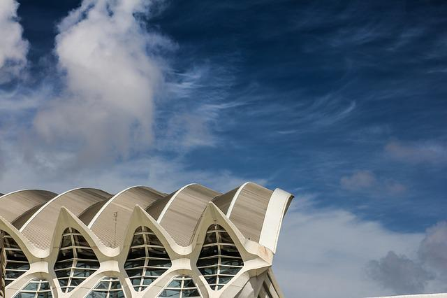 Valencia, City Of Sciences, Architecture