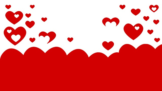 Free Photo Design Background Valentine Heart Shape Love