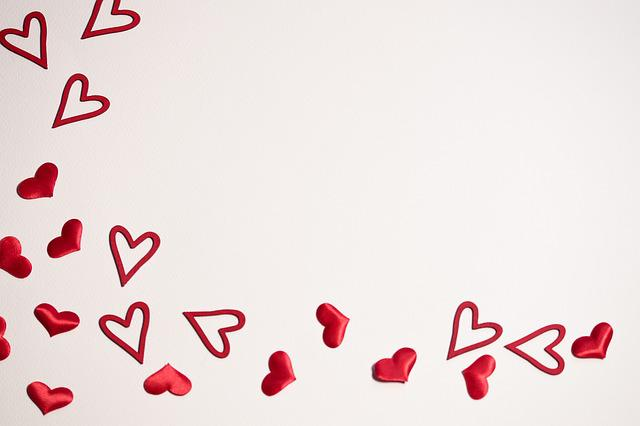 Love, Hearts, Valentine, Background, Wallpaper