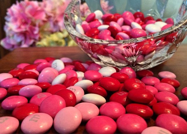 Valentine, Candy, Romance, Love, Sweet, Heart, Romantic
