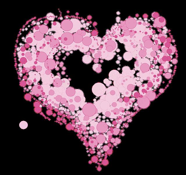 Heart, Love, Affection, Valentine, Together