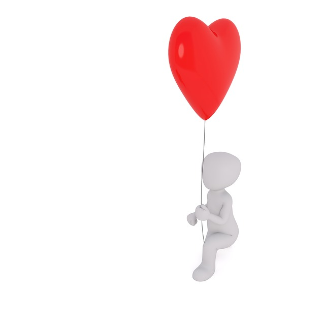 Valentine's Day, Love, Heart, Balloon, Greeting Card