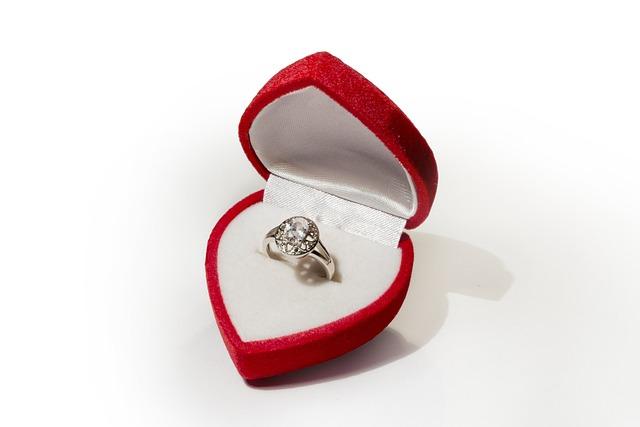 Ring, Engagement, Love, Jewelry, Box, Valentine's Day