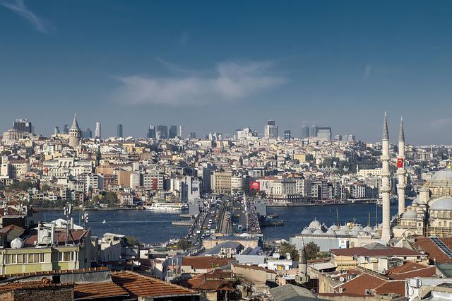 Istanbul, Estuary, Valide, Old Town, Peace, Townscape