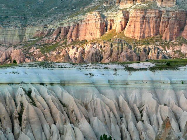 Cappadocia, Rose, Valle, Turkey