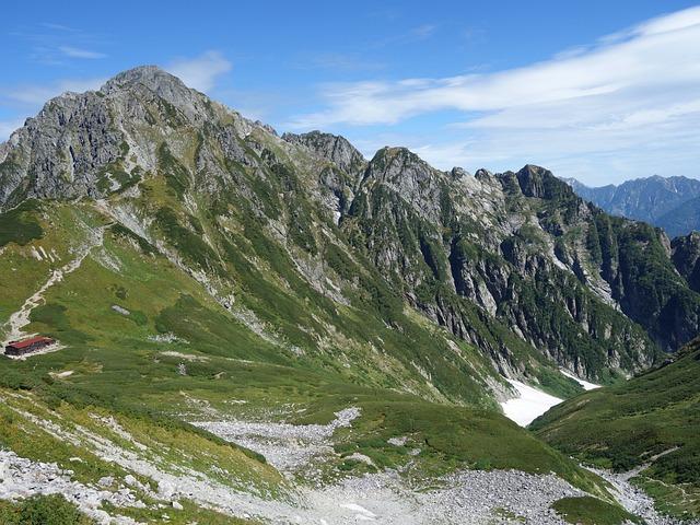 剱岳, Valley, Lodge, Tateyama