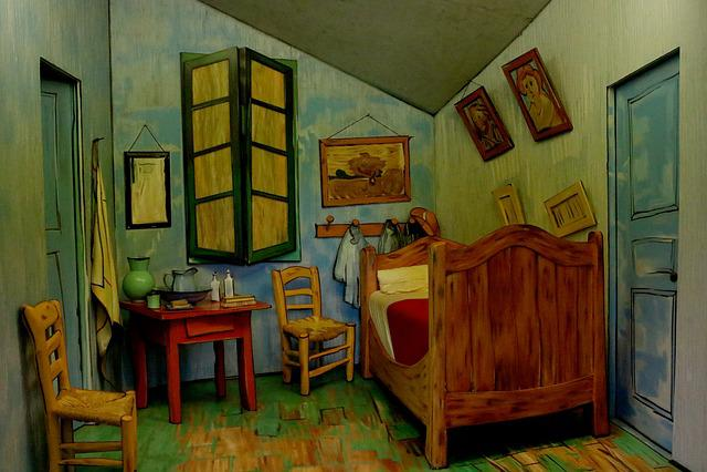 Sculpture, Grounds For Sculpture, New Jersey, Van Gogh