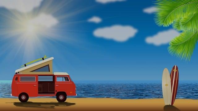 Vanagon, Volkswagon, Kombi, Van, Surf Van, Surfing