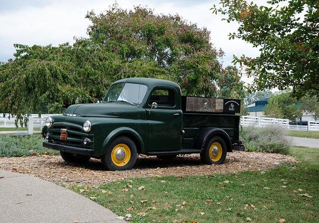 Usa, America, Kentucky, Auto, Vans, Pickup Truck