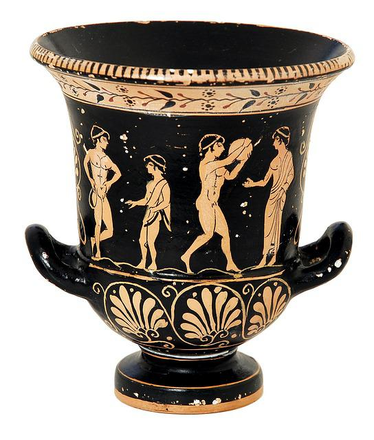 Greek, Vase, Replica