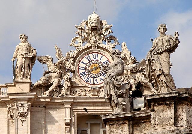 Vatican City State, Italy, Italia, The Vatican