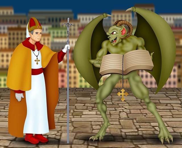Evil, Catholic Church, Vatican