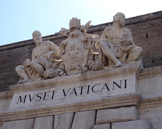 Vatican, Vatican Museum, Museum, Raphaël, Michelangelo