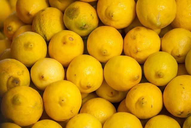 Fruit, Ved, Lemon, Lime, Acidity, Kitchen, Colors, Food