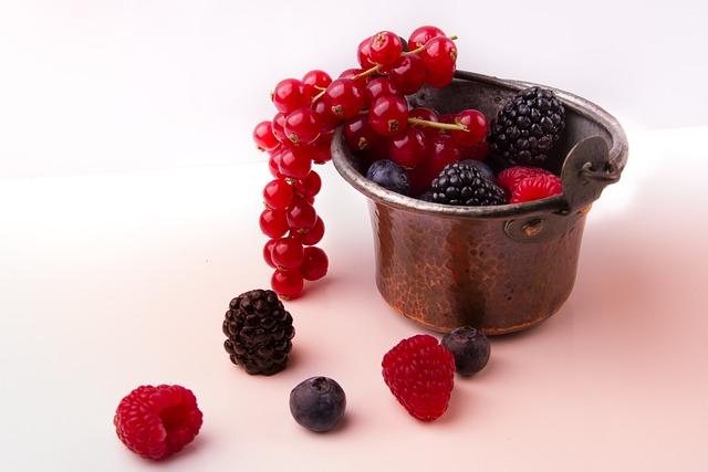 Berry, Vegetarian, Vegan, Food-photography, Color