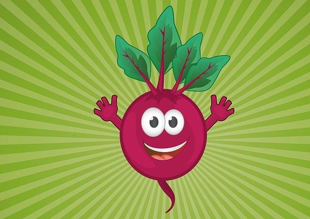 Beet, Vegetable, Red, Garden, Fresh