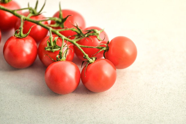 Tomatoes, Cherry, Food, Tomato, Healthy, Vegetable