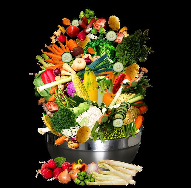 Vegetables, Cook, Pot, Eat, Cooking Pot, Nutrition