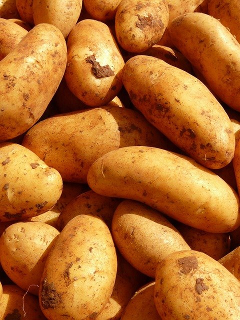 Potatoes, Vegetables, Potato, Food, Ingredient, Eat