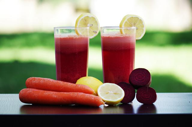 Smoothie, Fruit, Vegetables, Salad Beetroot Carrots