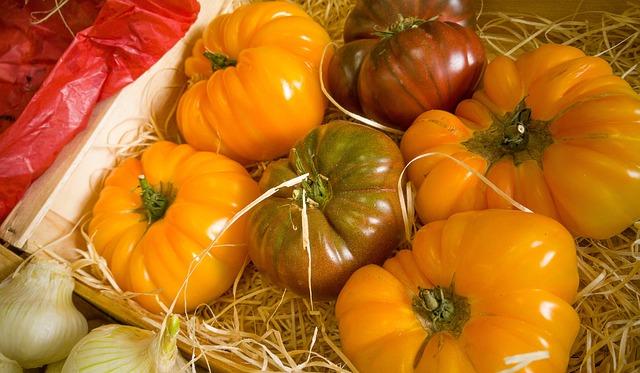 Tomatoes, Vegetables, Vegetable Garden, Food