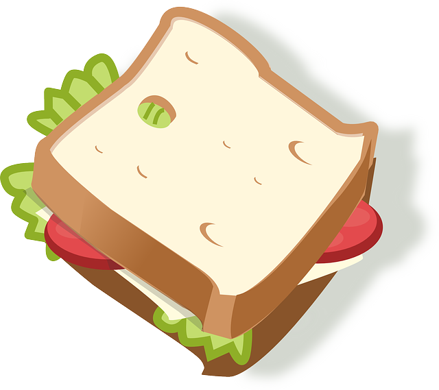 Sandwich, Diet, Eating, Food, Vegetarian, Bread