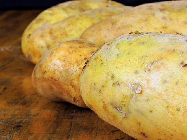Potato, Food, Vegetarian