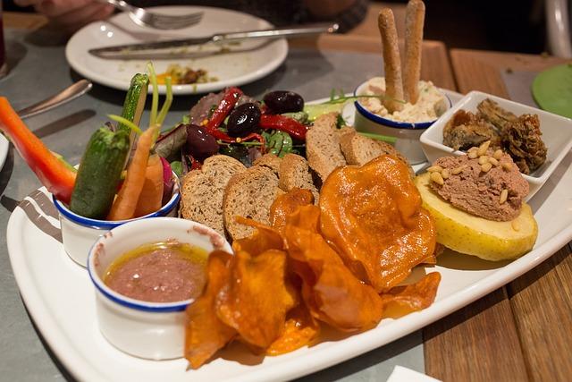 Spanish Cousine, Barcelona, Vegetarian, Delicious