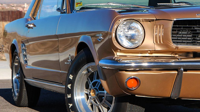 Ford, Mustang, 66, Car, Transportation System, Vehicle