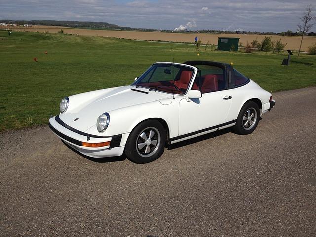 Porsche, Auto, Vehicle, 911