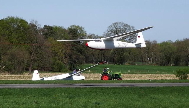 Aircraft, Transport System, Vehicle, Glider