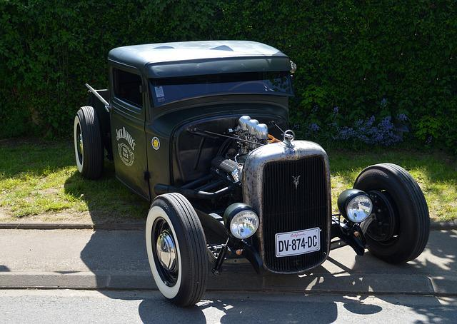 Car, Vehicle, Former, Old, Collection, Antique, Retro