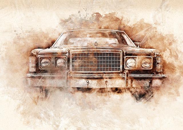 Car, Automobile, Oldsmobile, Vintage, Auto, Vehicle