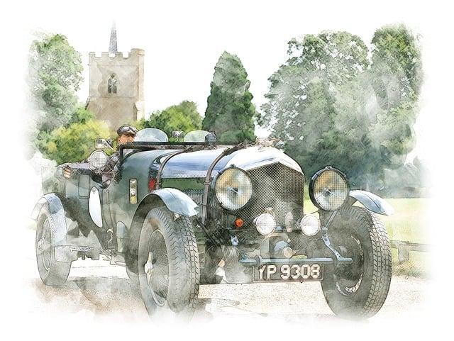Oldtimer, Automobile, Transportation, Vintage, Vehicle
