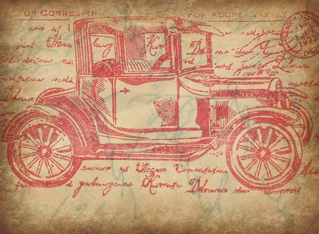 Background, Oldtimer, Vintage, Old Fashioned, Vehicle