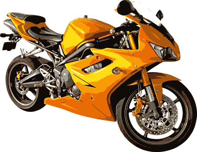 Motorbike, Motorcycle, Vehicle, Bike, Transportation