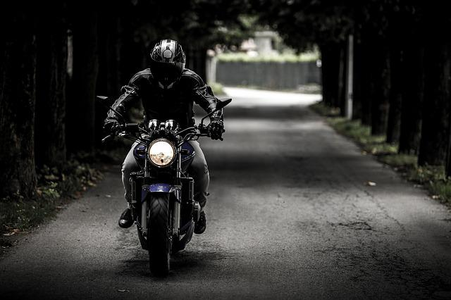 Biker, Motorcycle, Ride, Vehicle, Motorbike, Road