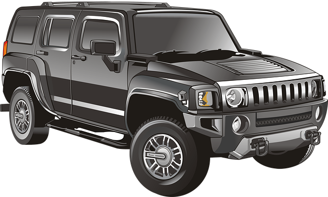 Auto, Automobile, Car, Jeep, 4 X 4, Vehicle, Black