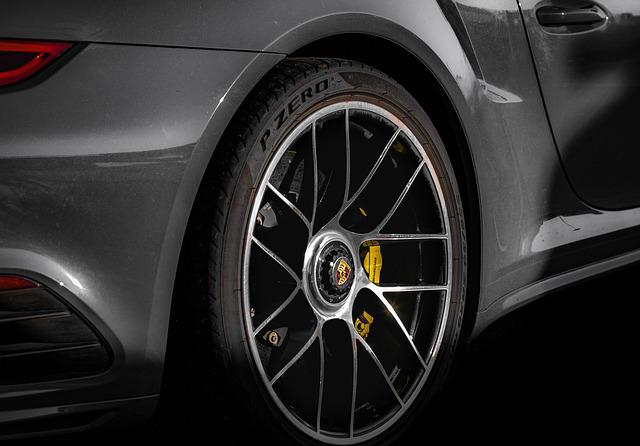 Car, Vehicle, Wheel, Transportation System, Chrome