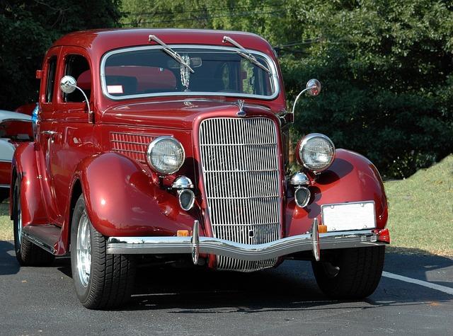 Car, Vehicle, Transportation, Headlight, Engine, Chrome