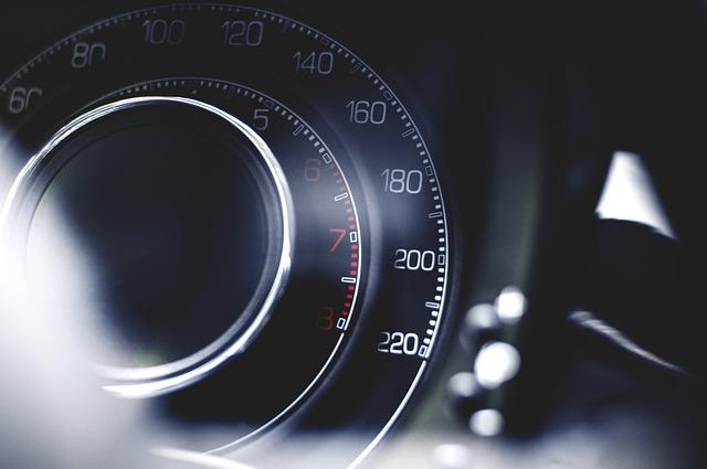 Car, Dashboard, Speed, Vehicle, Automobile, Speedo