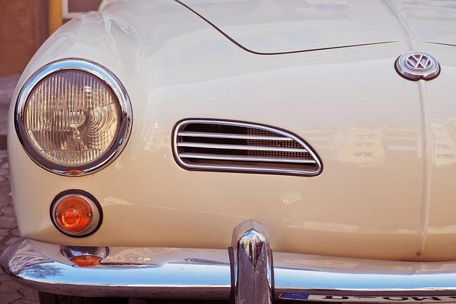 Auto, Vehicle, Drive, Spotlight, Classic, Automotive