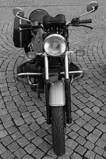Moped, Moto, Bicycle, Oldtimer, Vehicle, Bmw