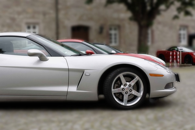 Corvette, C6, Sports Car, Vehicle Of Lovers Of