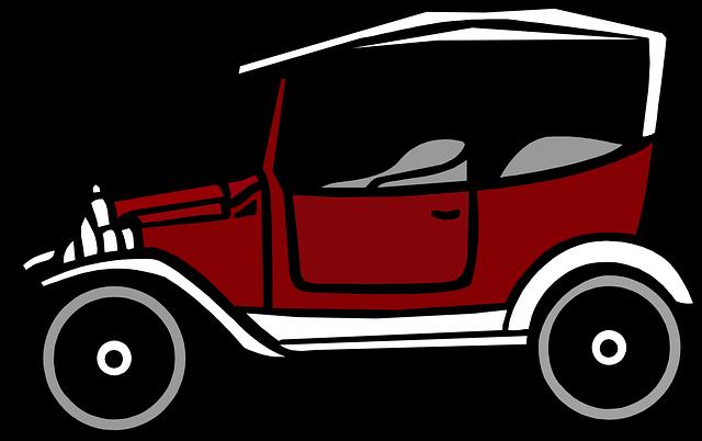 Vintage, Car, Automobile, Old, Antique, Vehicle, Auto