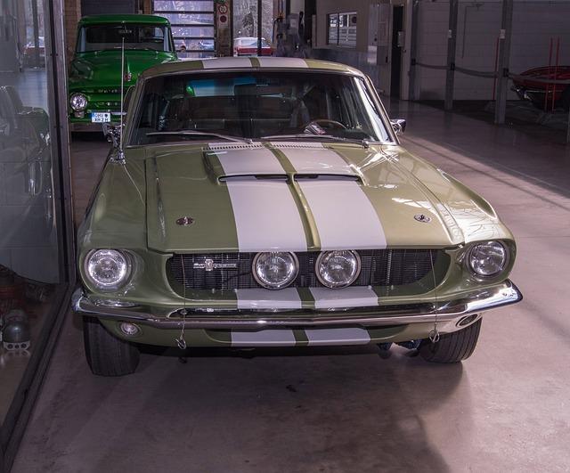Auto, Cobra, Shelby, Oldtimer, Usa, Vehicle