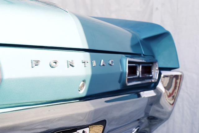 Pontiac, Ventura, Auto, Automobile, Vehicle