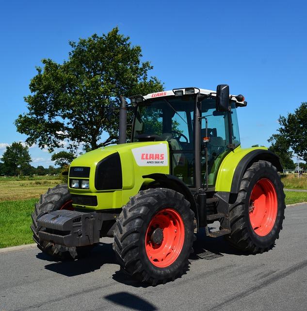 Claas, Tractor, Machine, Earth, Vehicle