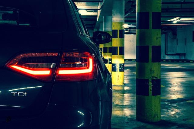 Auto, Audi, A4, Automotive, Vehicle, Pkw, Turned Off