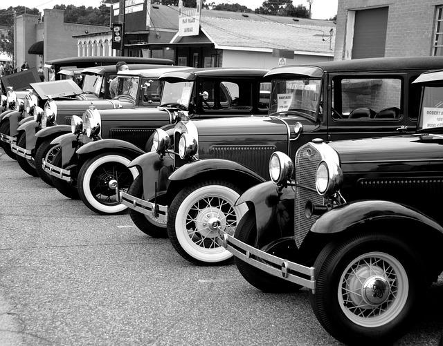 Vehicle, Car, Transportation, Vintage, Retro, Nostalgia